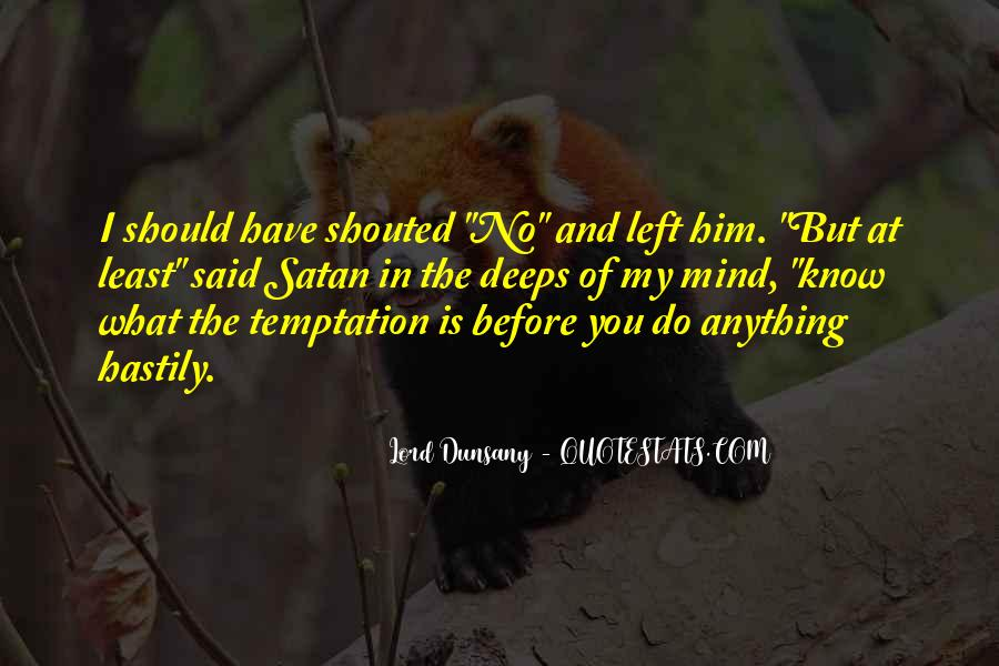 Lord Dunsany Quotes #1555667