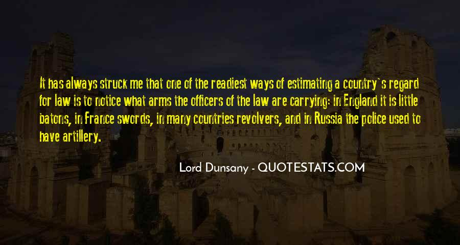 Lord Dunsany Quotes #929291