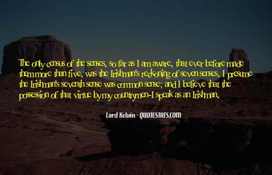 Lord Kelvin Quotes #1273625