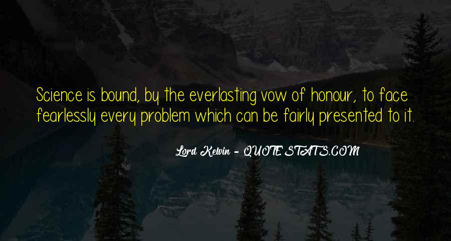 Lord Kelvin Quotes #282463