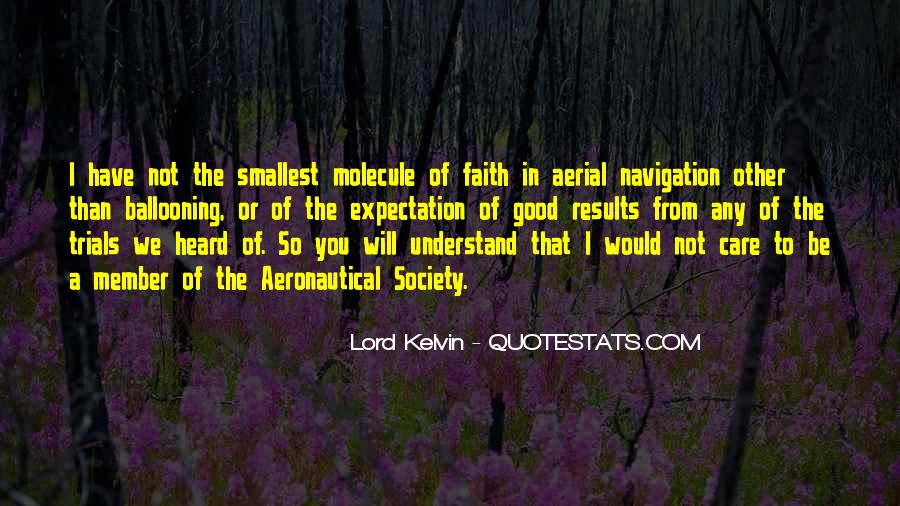 Lord Kelvin Quotes #362663