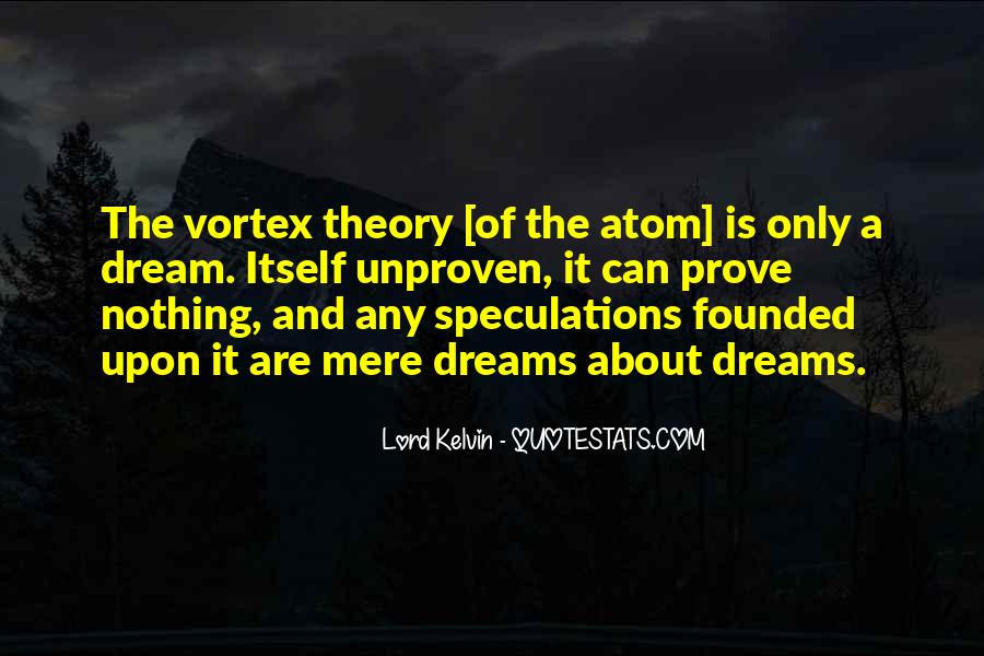 Lord Kelvin Quotes #583625