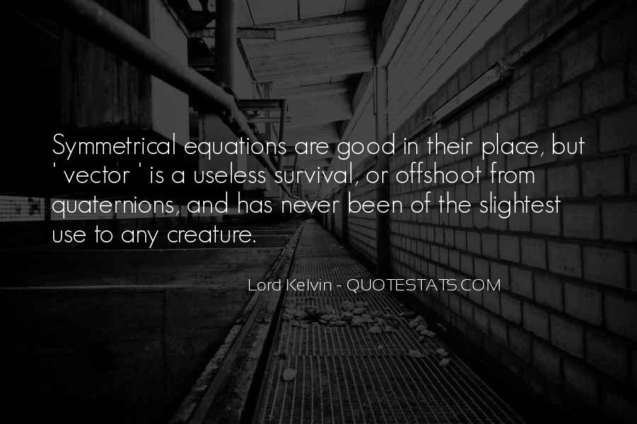 Lord Kelvin Quotes #612932