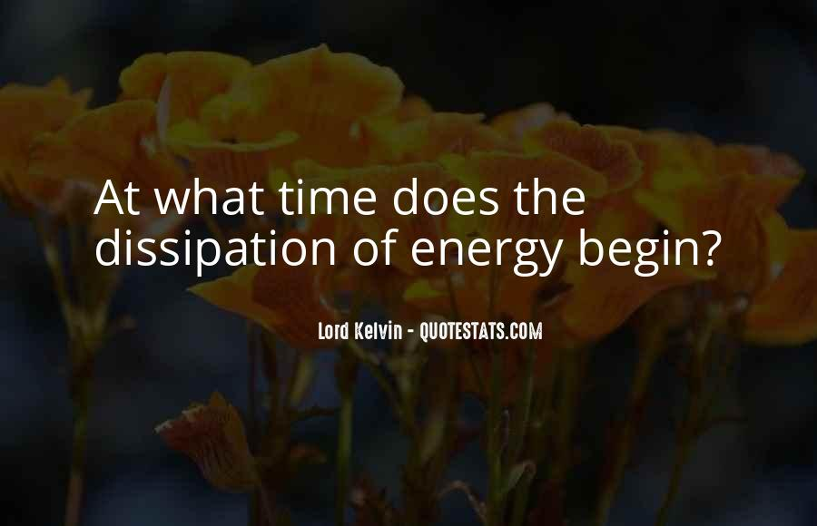 Lord Kelvin Quotes #707658