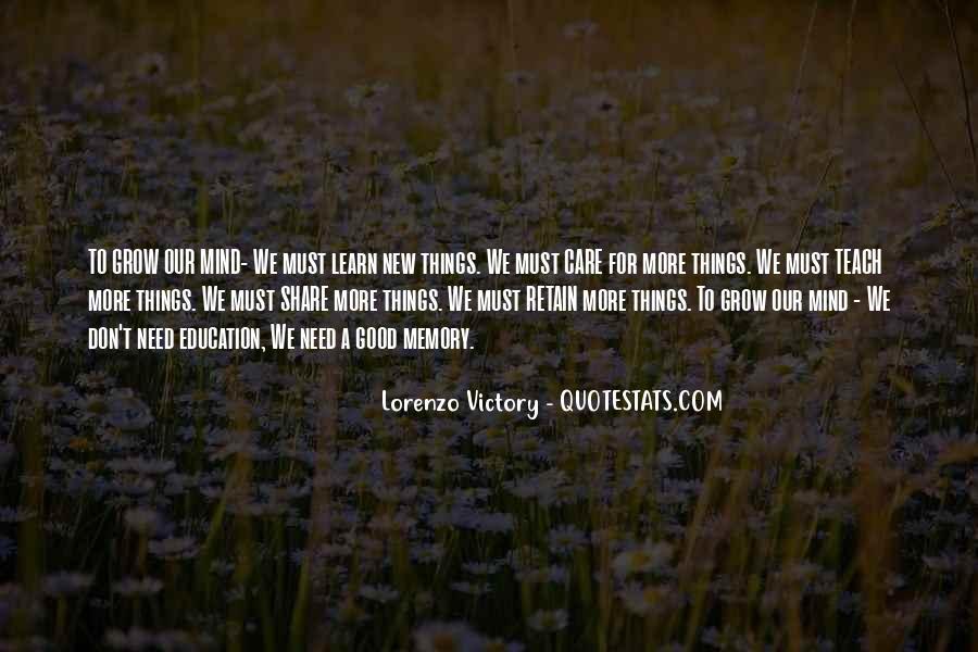 Lorenzo Victory Quotes #1693386