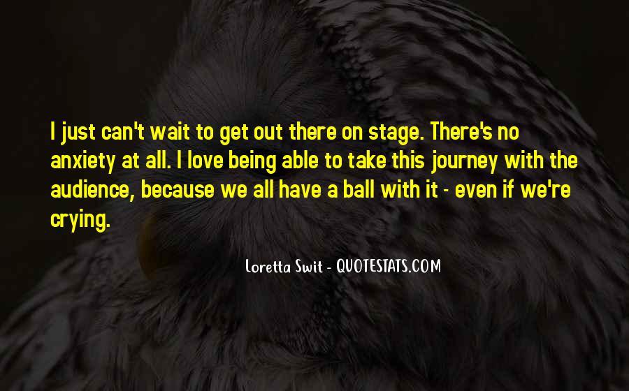 Loretta Swit Quotes #1327362