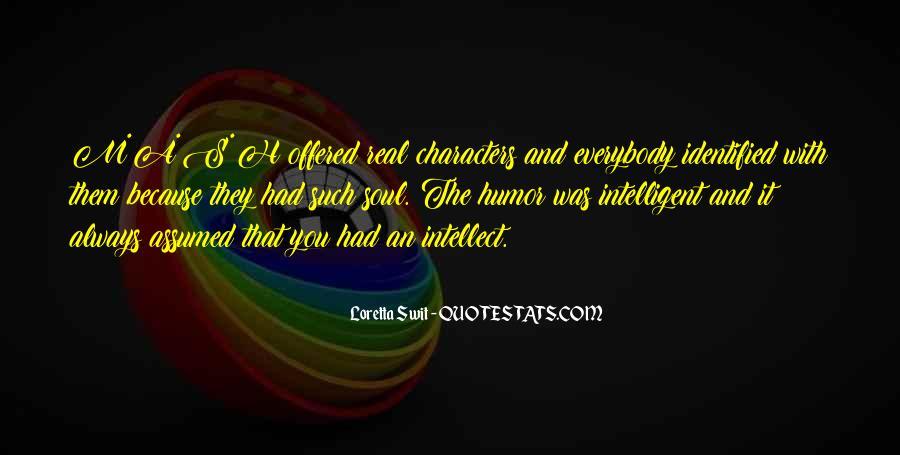 Loretta Swit Quotes #682970