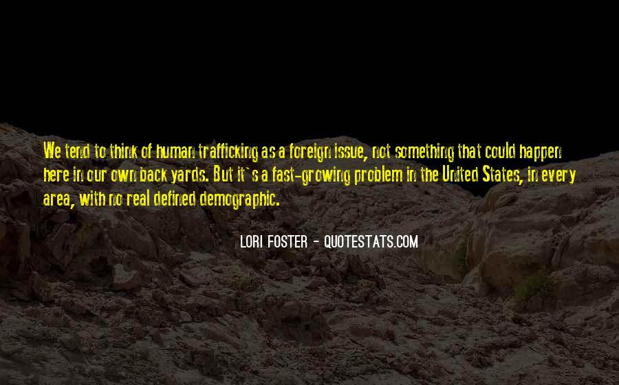 Lori Foster Quotes #1168699