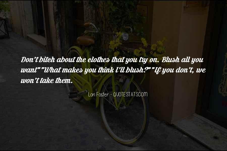 Lori Foster Quotes #1321180