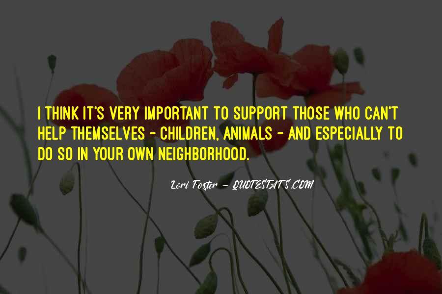 Lori Foster Quotes #1516321