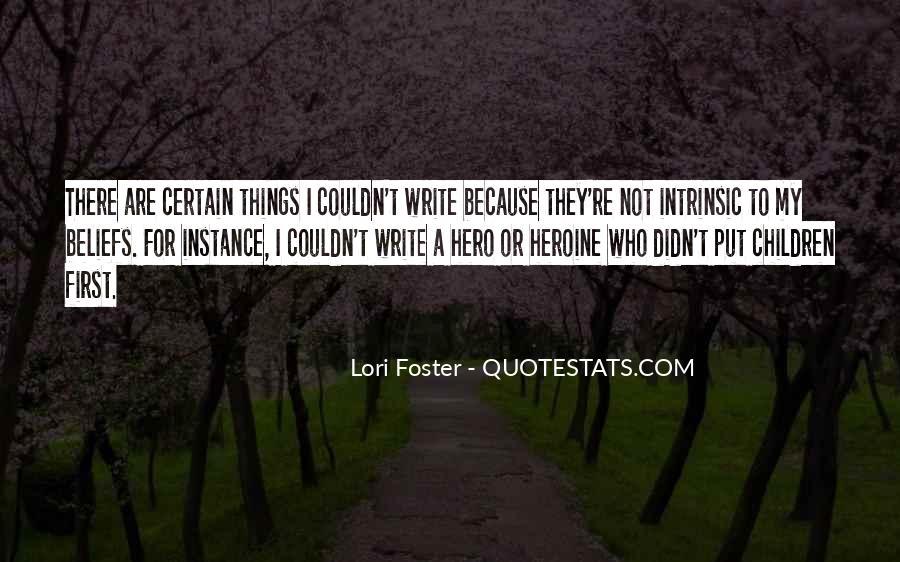 Lori Foster Quotes #1579852