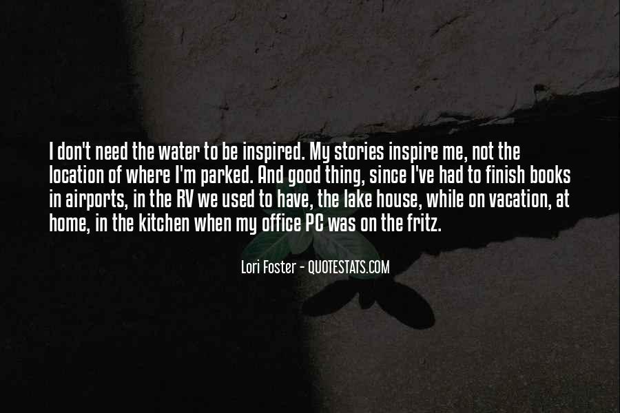 Lori Foster Quotes #1598174
