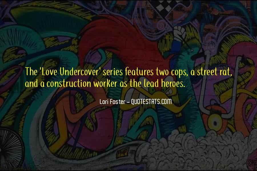 Lori Foster Quotes #332283