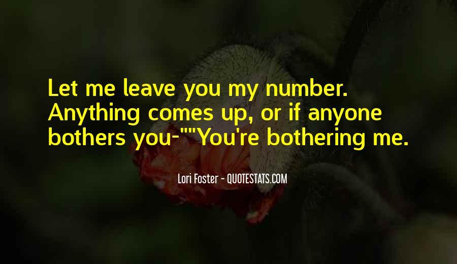 Lori Foster Quotes #407229