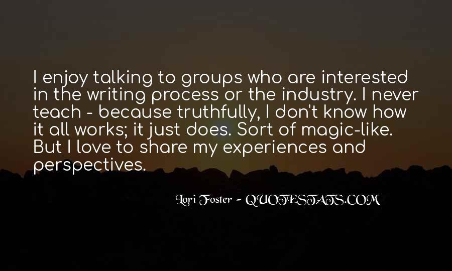 Lori Foster Quotes #483780
