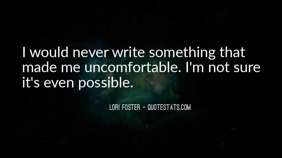 Lori Foster Quotes #567534