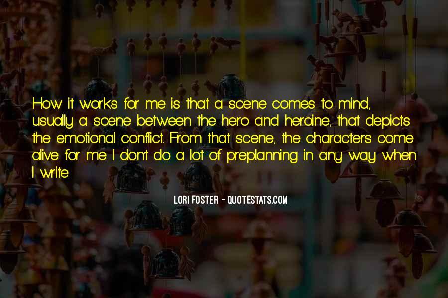 Lori Foster Quotes #579099