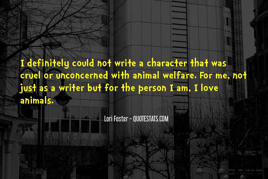 Lori Foster Quotes #927243