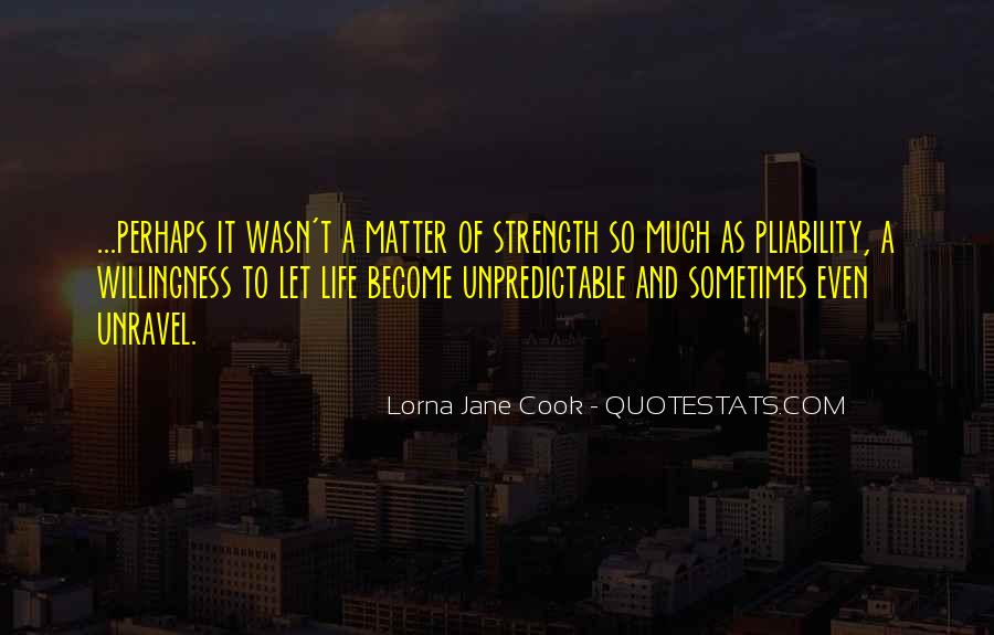Lorna Jane Cook Quotes #496890