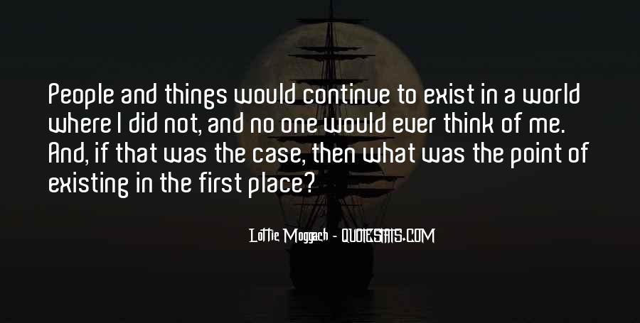 Lottie Moggach Quotes #591121