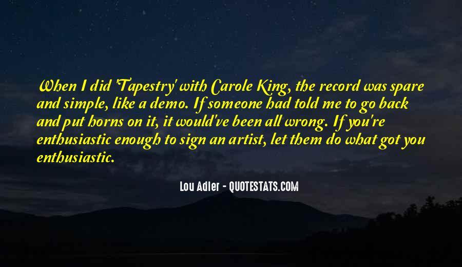 Lou Adler Quotes #1230018