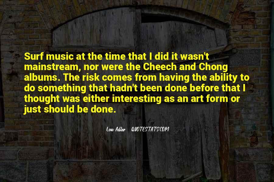Lou Adler Quotes #1425520