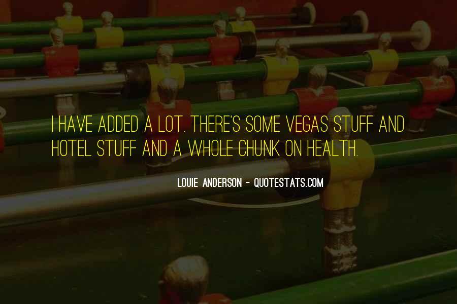 Louie Anderson Quotes #1074094