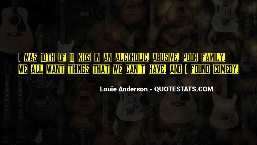 Louie Anderson Quotes #1375416