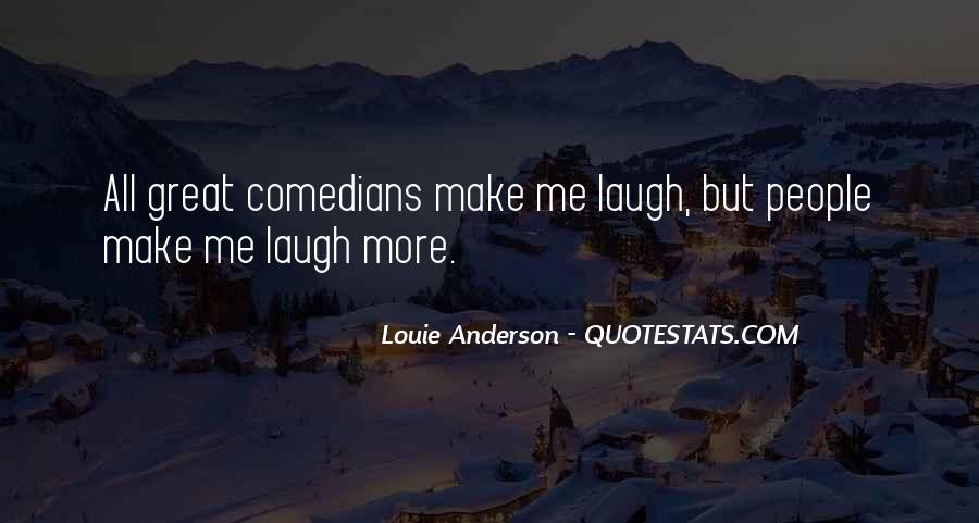 Louie Anderson Quotes #214531