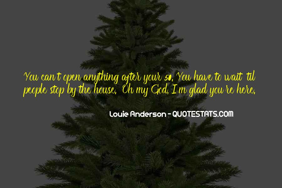 Louie Anderson Quotes #397616