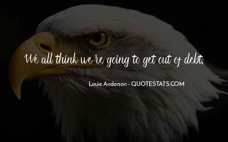 Louie Anderson Quotes #398055