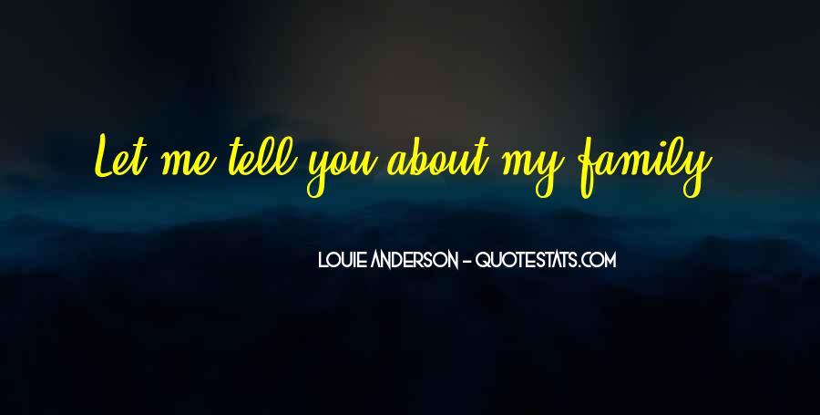 Louie Anderson Quotes #507658