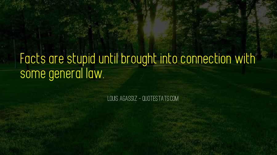Louis Agassiz Quotes #1344415