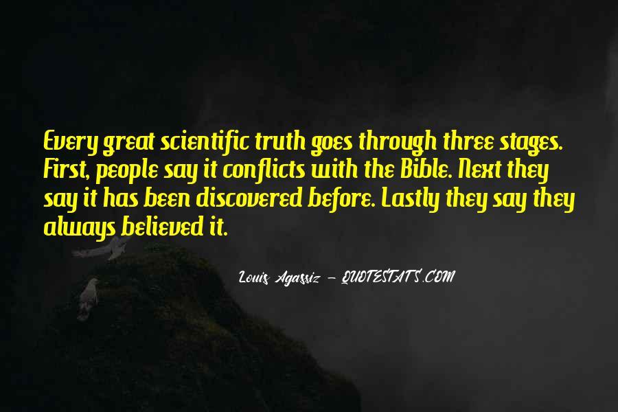 Louis Agassiz Quotes #1358581