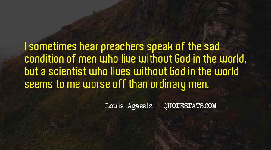 Louis Agassiz Quotes #168871