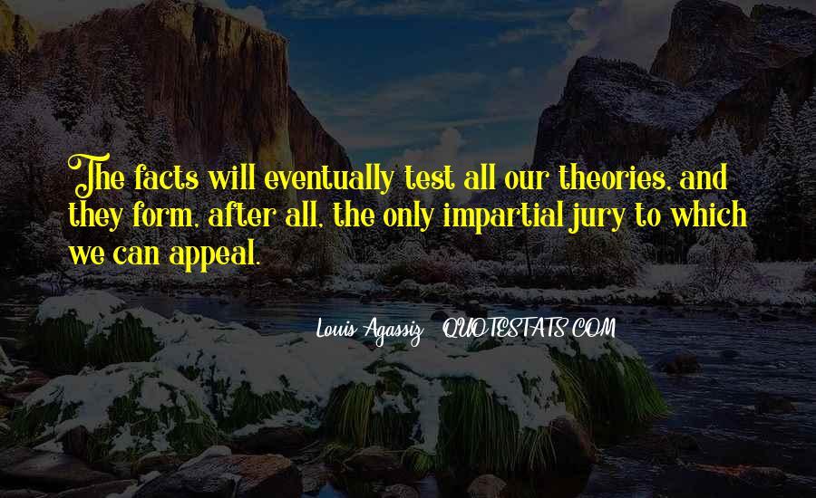 Louis Agassiz Quotes #743207