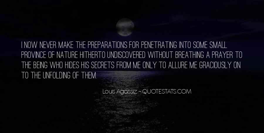 Louis Agassiz Quotes #83196