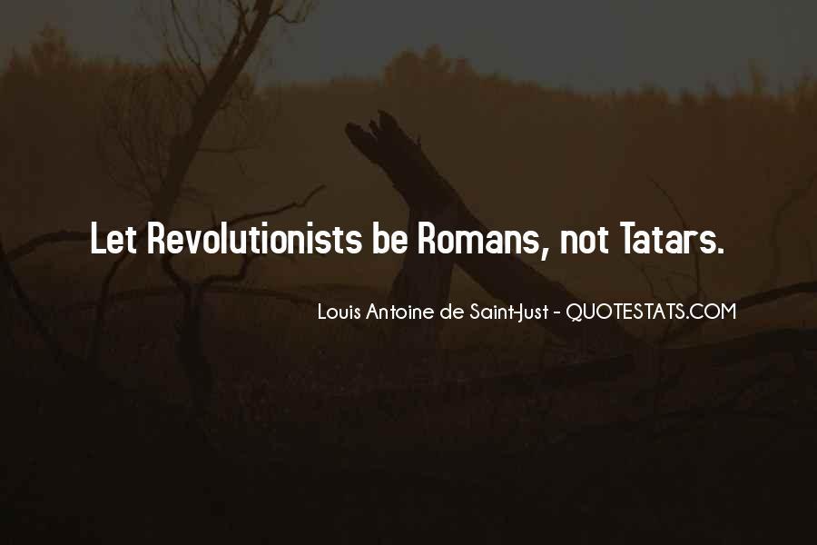 Louis Antoine De Saint-Just Quotes #1664870