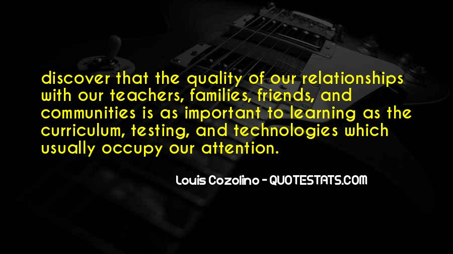 Louis Cozolino Quotes #1441636