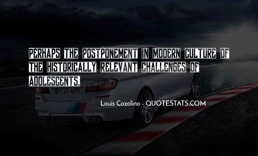 Louis Cozolino Quotes #218183