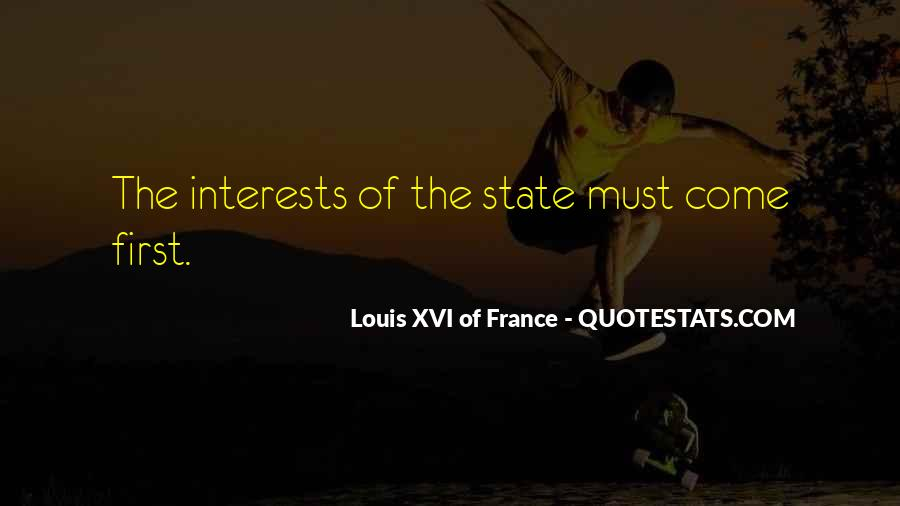 Louis XVI Of France Quotes #943719