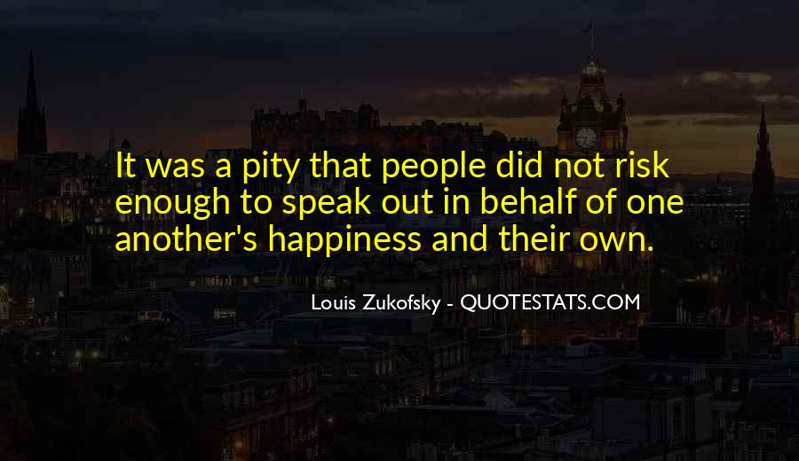 Louis Zukofsky Quotes #185279