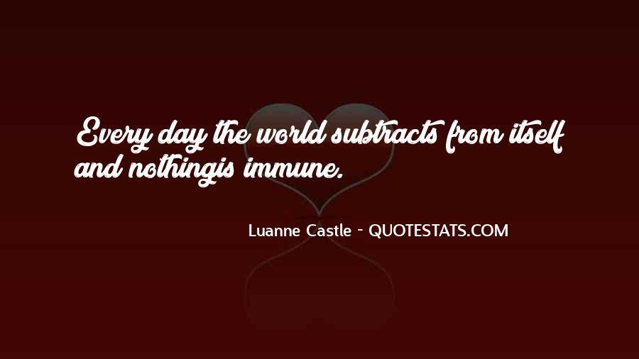 Luanne Castle Quotes #1248831