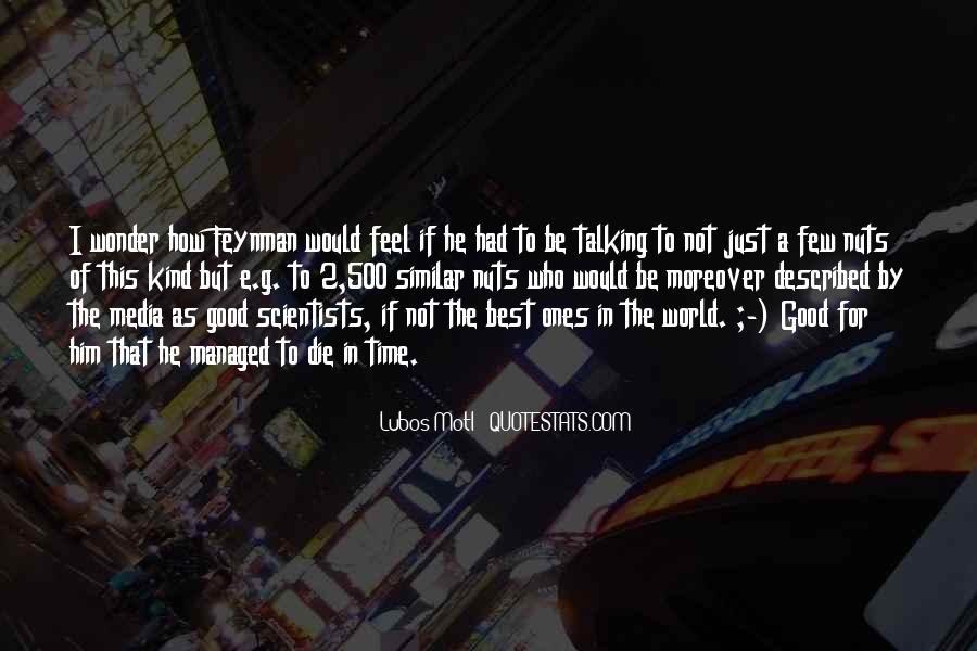 Lubos Motl Quotes #1413193