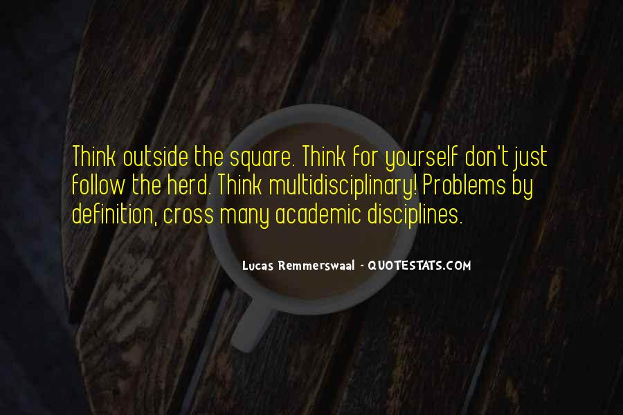 Lucas Remmerswaal Quotes #949795