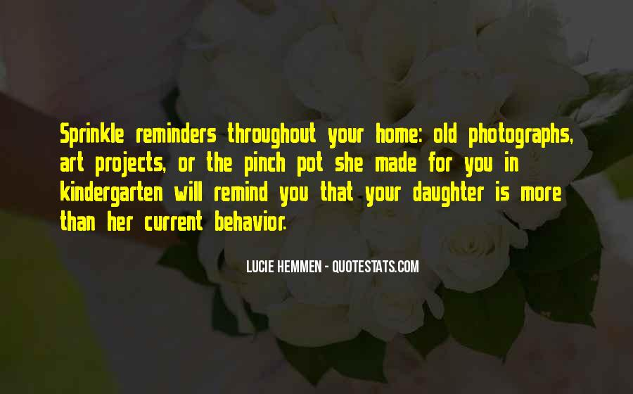 Lucie Hemmen Quotes #468981
