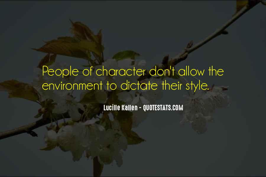 Lucille Kallen Quotes #104027