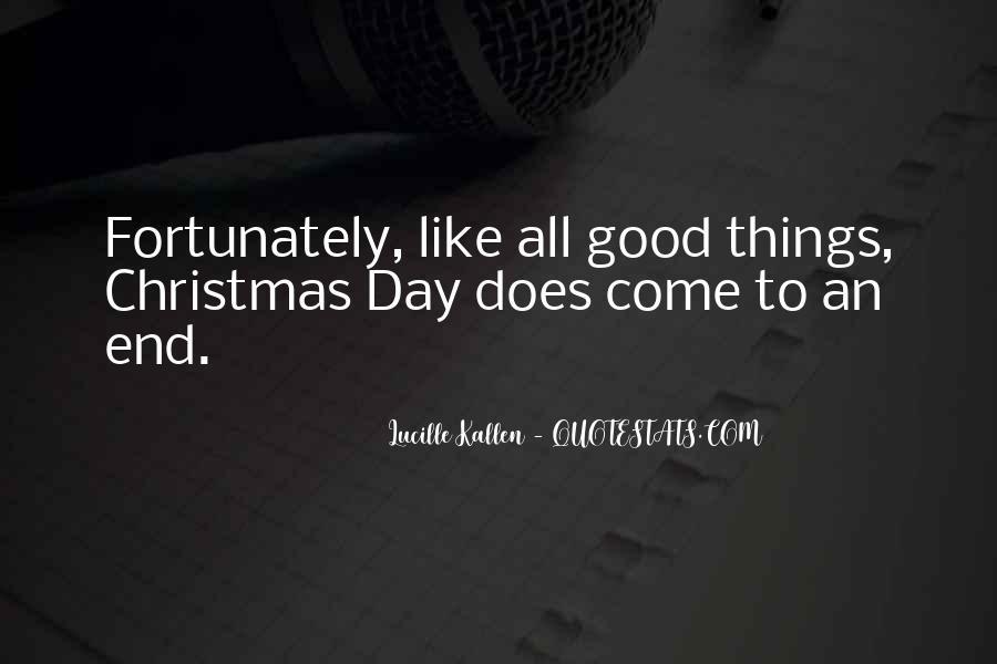 Lucille Kallen Quotes #1117568