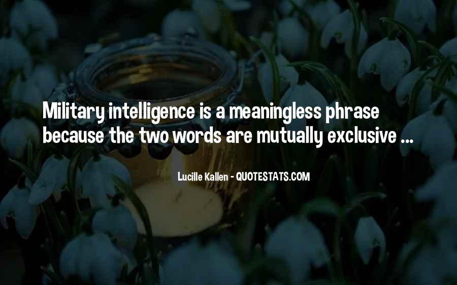 Lucille Kallen Quotes #321074