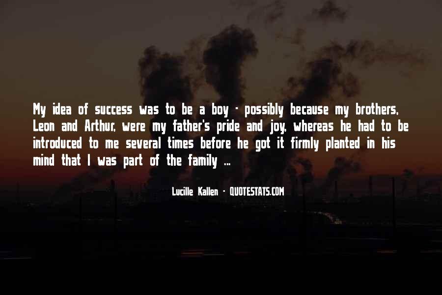Lucille Kallen Quotes #538778